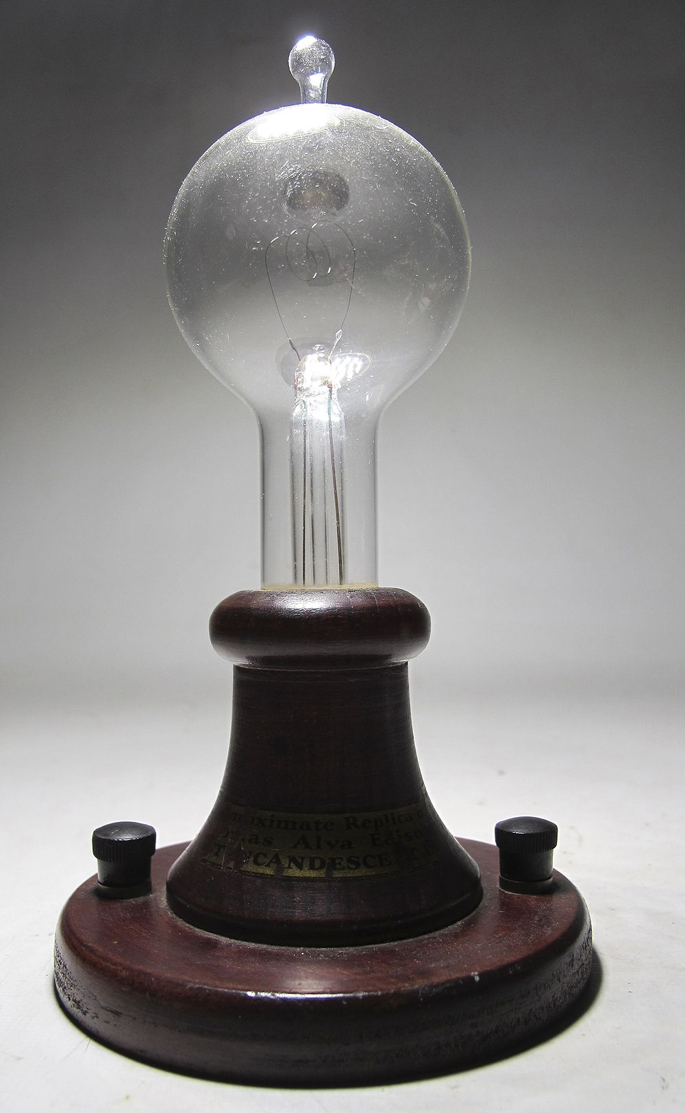 Image result for original edison bulb