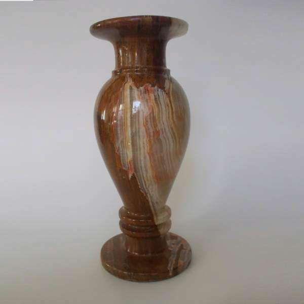 Onyx Flower Vase 4x4x12 Inch Us 12 00 Fob Karachi Port Onyx