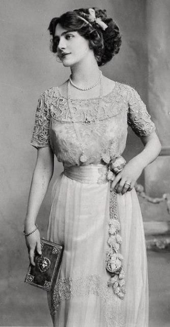 Edwardian fashion #edwardianperiod