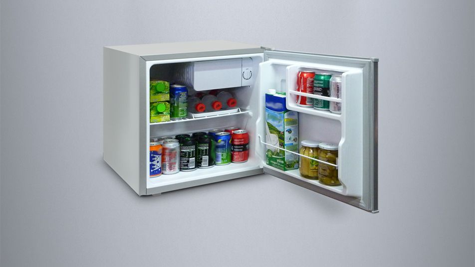 Kleiner Kühlschrank Silber : Inventor a mini kühlschrank silber 45l kühlschrank pinterest