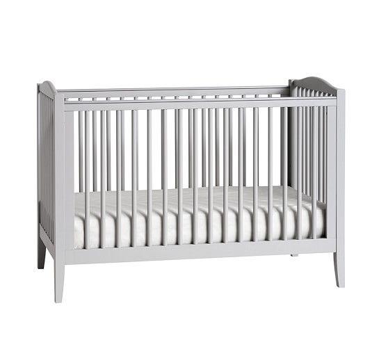 Emerson Convertible Crib Cribs Emerson Crib Pottery Barn Convertible Crib