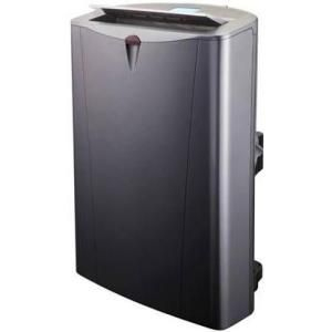 Lg Electronics 14 000 Btu Portable Air Conditioner With Heat And Dehumidifier 81 Pint Day Functions L Portable Air Conditioner Lg Electronics Remote Control
