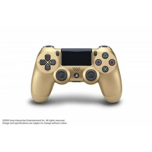 DualShock 4 Wireless Controller for PlayStation 4 - Gold - http ...