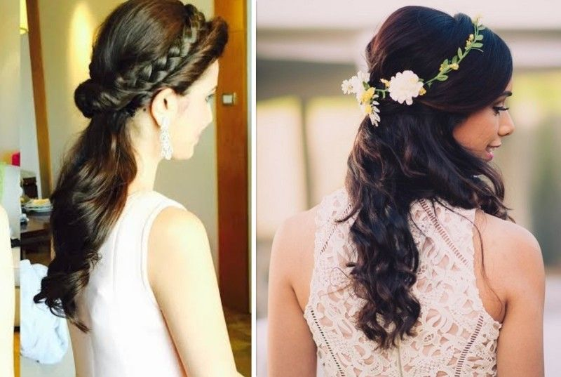 Pin By Snehal Nandagawli On Bridal Hair Trends Indian
