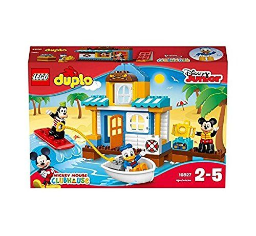 Lego Duplo Disney Junior Mickey Friends Beach House 10827 By Lego Be Sure To Check Out This Awesome Product Lego Disney Disney Junior Lego Duplo