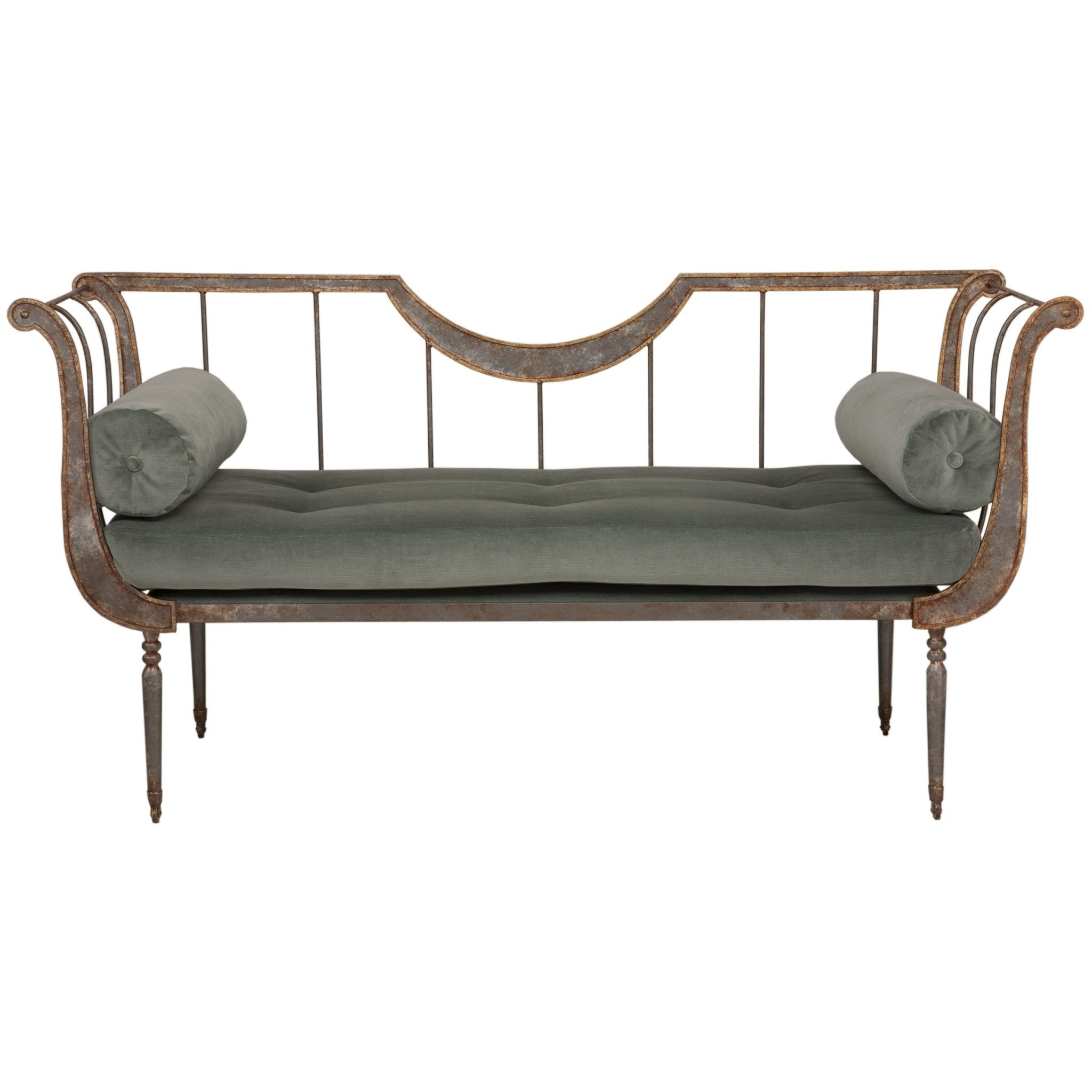 Buy Settees Online: Toulon Settee. Please Contact Avondale Design Studio For