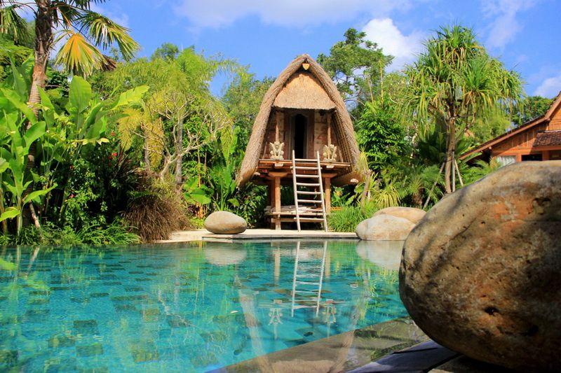 Kampung Joglo Bali Bali Landscape Company Tropical Landscape Design Tropical Landscaping Landscape Design Plans