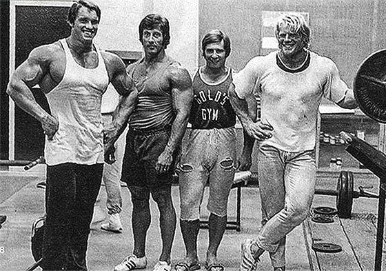 Arnold Schwarzenegger's Hilarious Bodybuilding Pranks