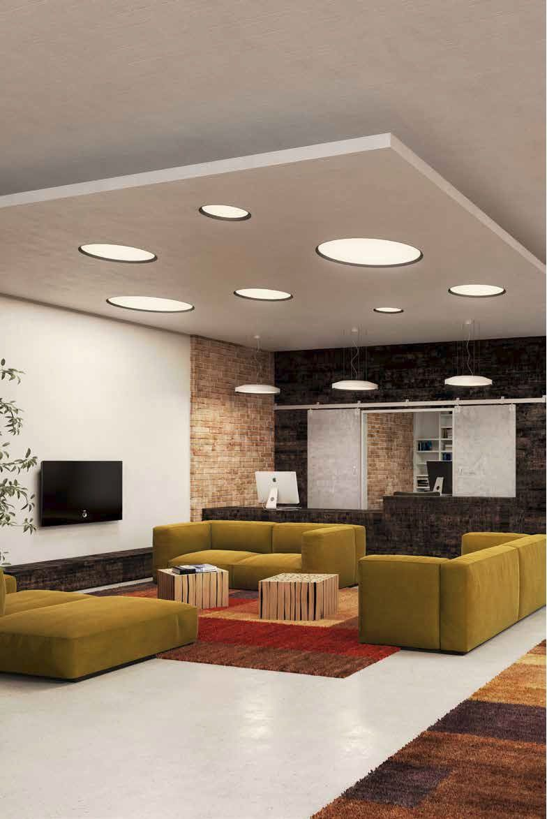RAGATO:: Recessed LED luminaire by Molto luce lighting :: Get Molto ...