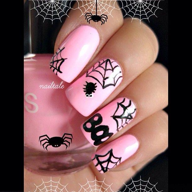 halloween  by nailtale  #nail #nails #nailart