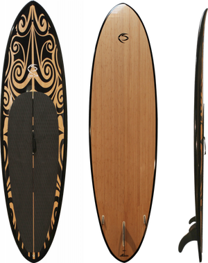 1 099 00 Bamboo Creed Sup 10 Kai This Is A 10 Paddleboard At Only 21 4 Lbs Insanity Stand Up Paddle The Bays Paddel Sup Stand Up Paddle Kanu Kajak