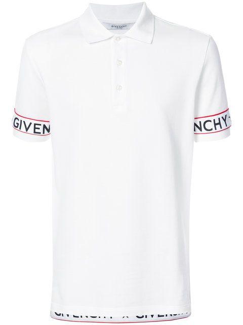 b56b07bb5c70 GIVENCHY Logo Band Polo Shirt. #givenchy #cloth #shirt | Givenchy ...