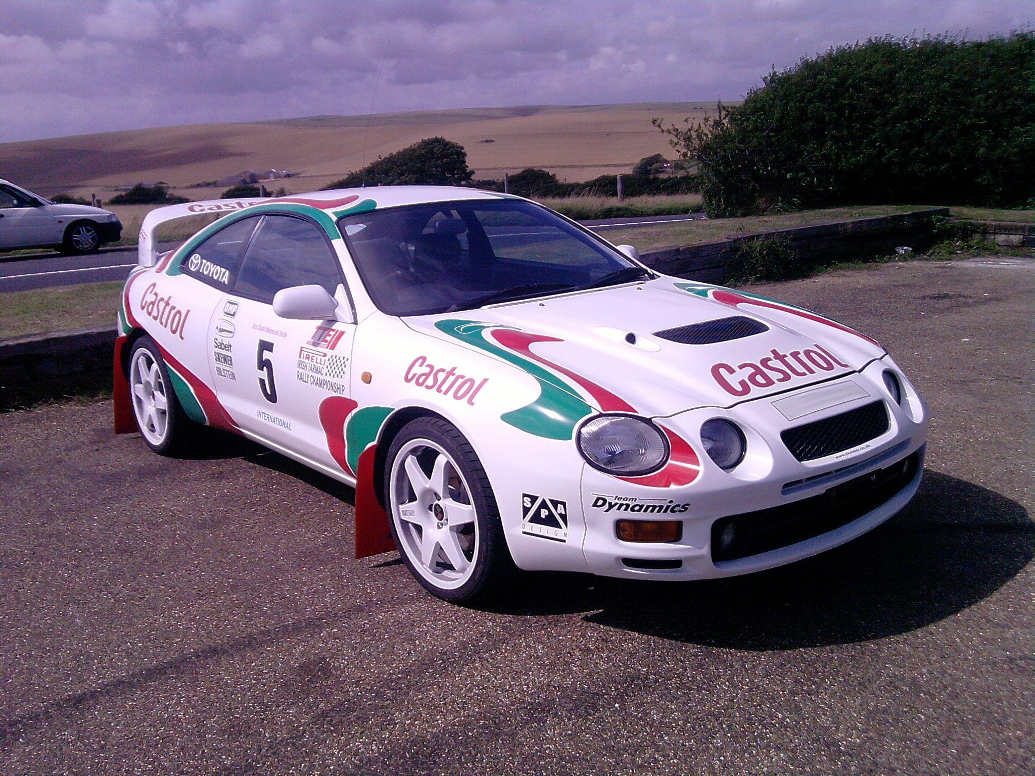 toyota celica rally car toyota celica rally car toyota celica rally ...