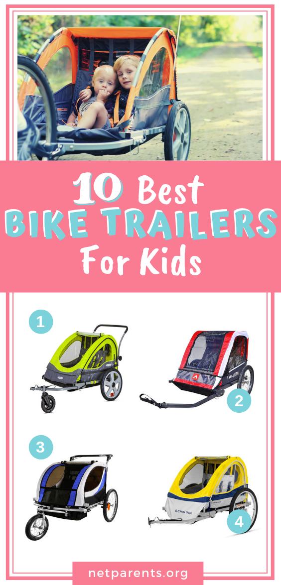 Top 10 Best Bike Trailer For Kids In 2020 Bike Trailer Cool