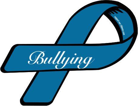 Bullying Awareness Ribbon Traumatic Brain Injury The Cure