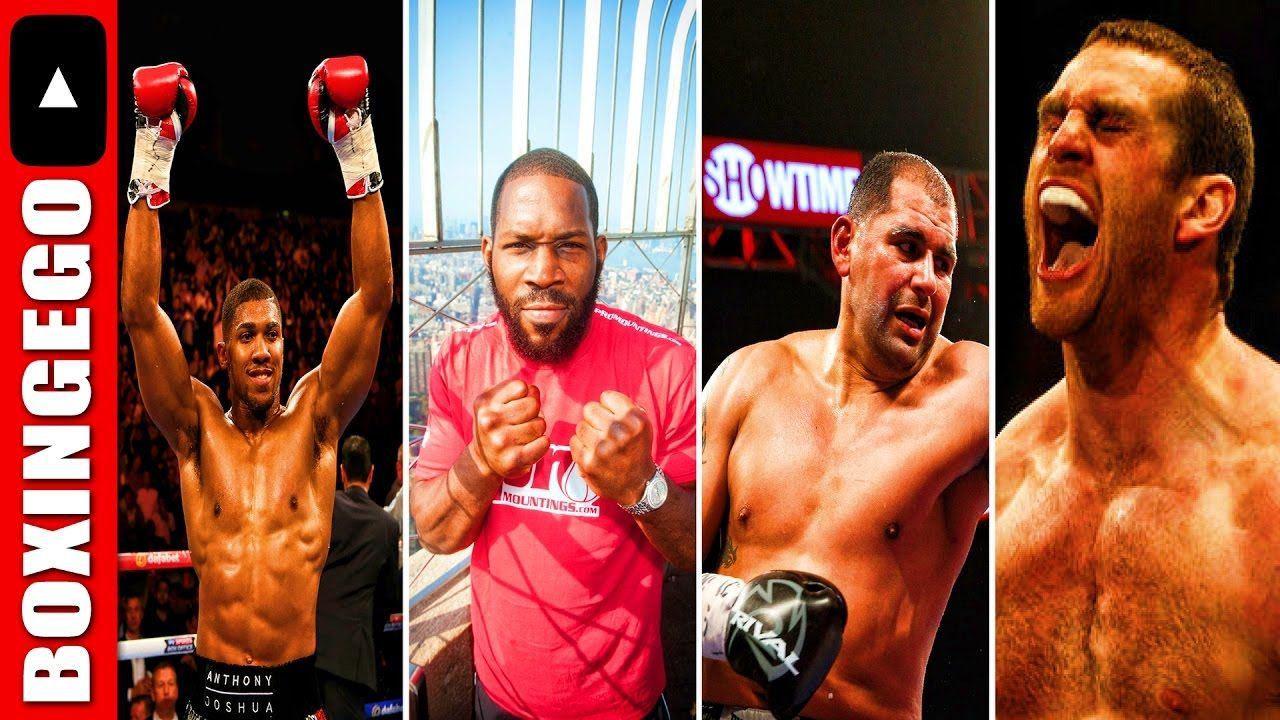 Wl wladimir klitschko wikipedia - Anthony Joshua Next Fight Opponent Options Narrowed Down Post Klitschko Boxing Pinterest