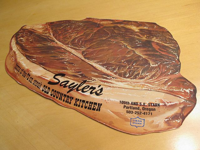 Sayler S Old Country Kitchen Steak House Menu