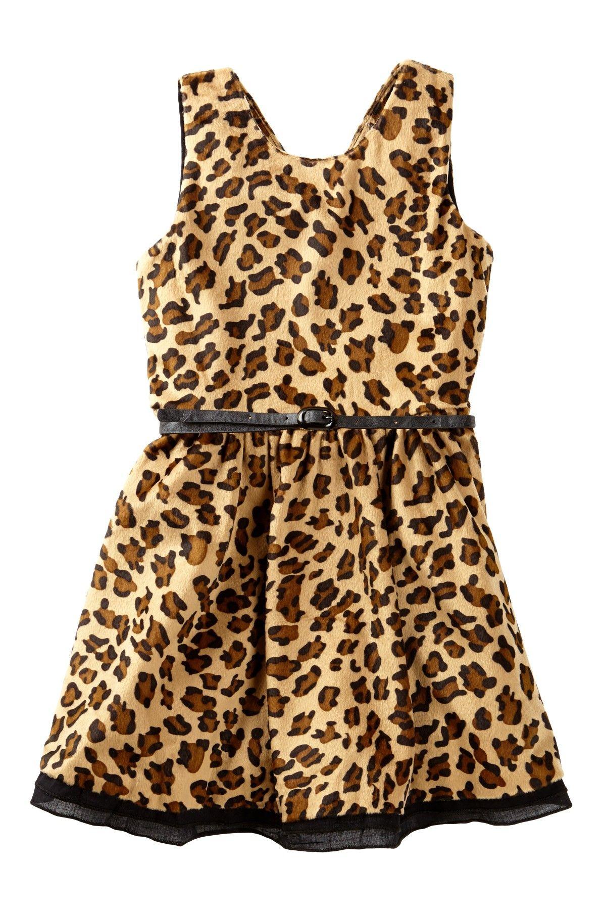 Leopard Print Dress (Toddler   Little Girls) by Paulinie on  HauteLook 8de72a67d