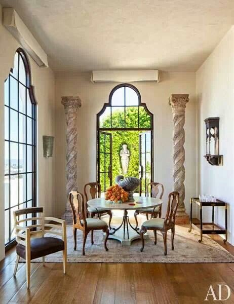 Antiques Dealer Ed Hardy S Home In San Francisco Check Out Architectural Digest For The Article