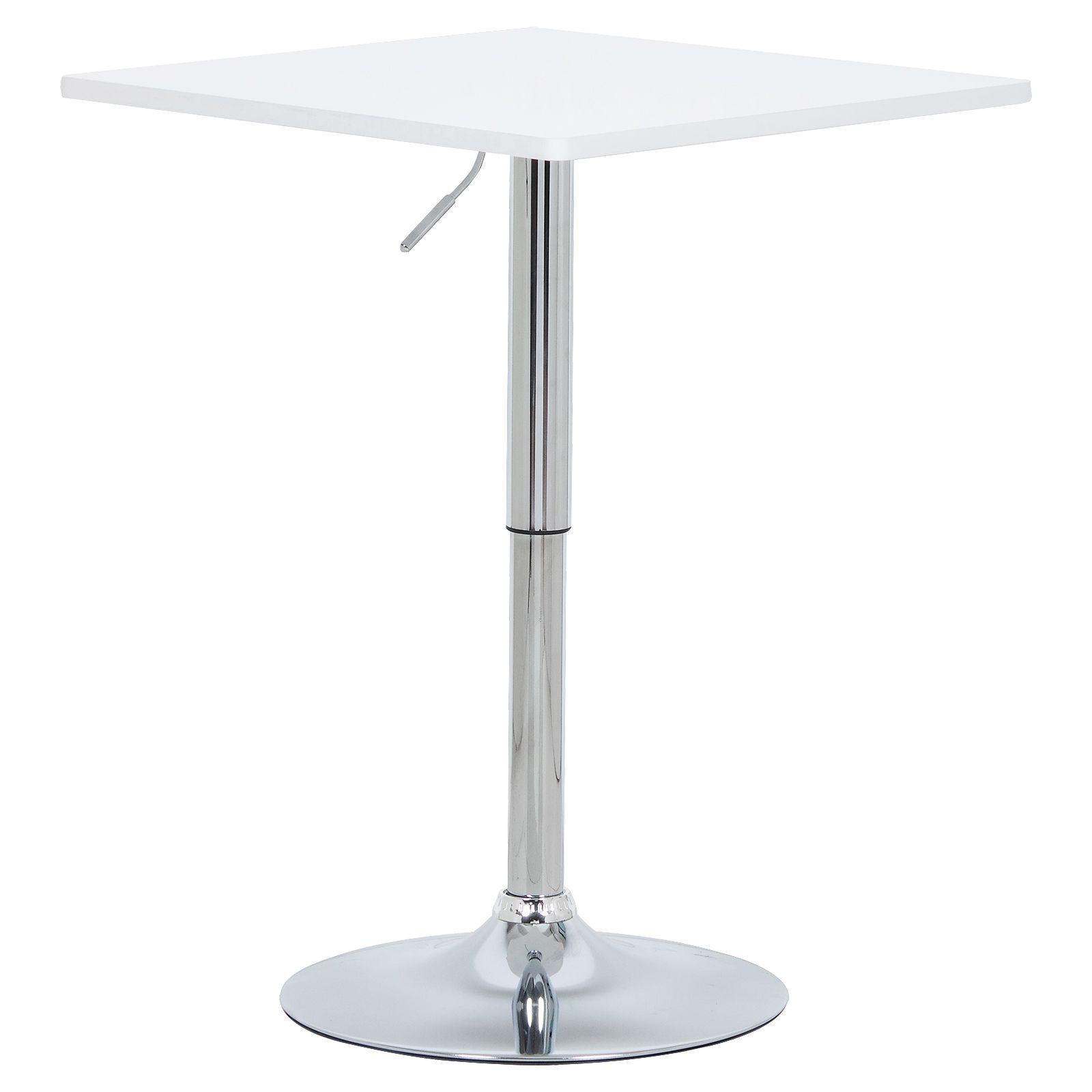 Ikea Bistrotisch woltu bt03ws bartisch bistrotisch partytisch design tisch mit