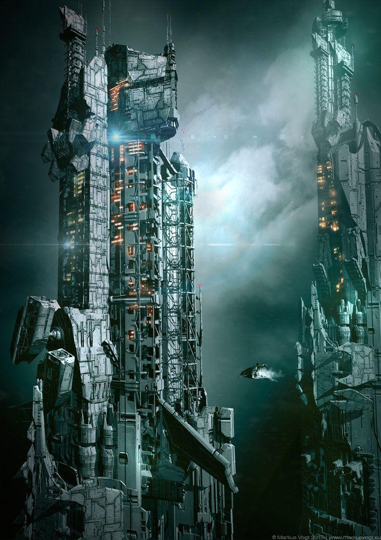 Skyscraping | Hyperstructure 2015 by MarkusVogt on DeviantArt