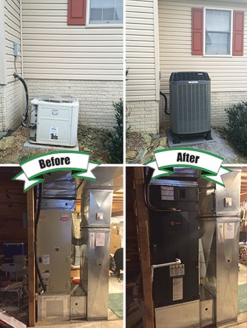 Trane Xl18i Heat Pump With Variable Speed Air Handler Holtzopleheatingandairconditioning Trane Beforea Hvac Unit Hvac Services Heating And Air Conditioning