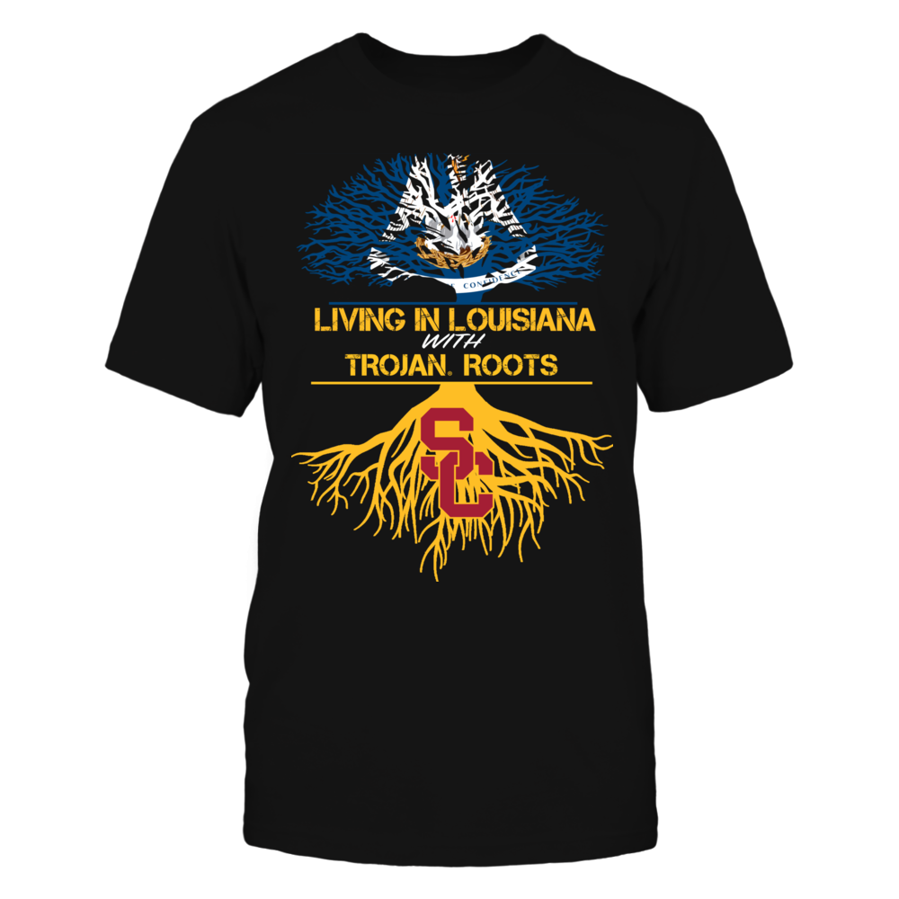 USC Trojans Living Roots Louisiana Sports shirts, Fan