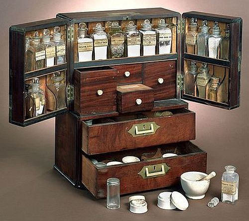 Ship S Medicine Chest 1800s View Object Record Starting In 1790 American Merchant Ships Larger Than 150 Tons And With More Th Medicine Chest Medicine Cabinet