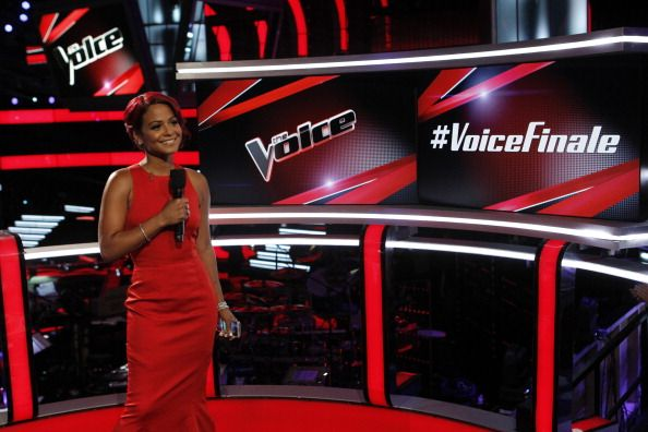 THE VOICE Episode 419B 'Live Finale' Pictured Christina Millian