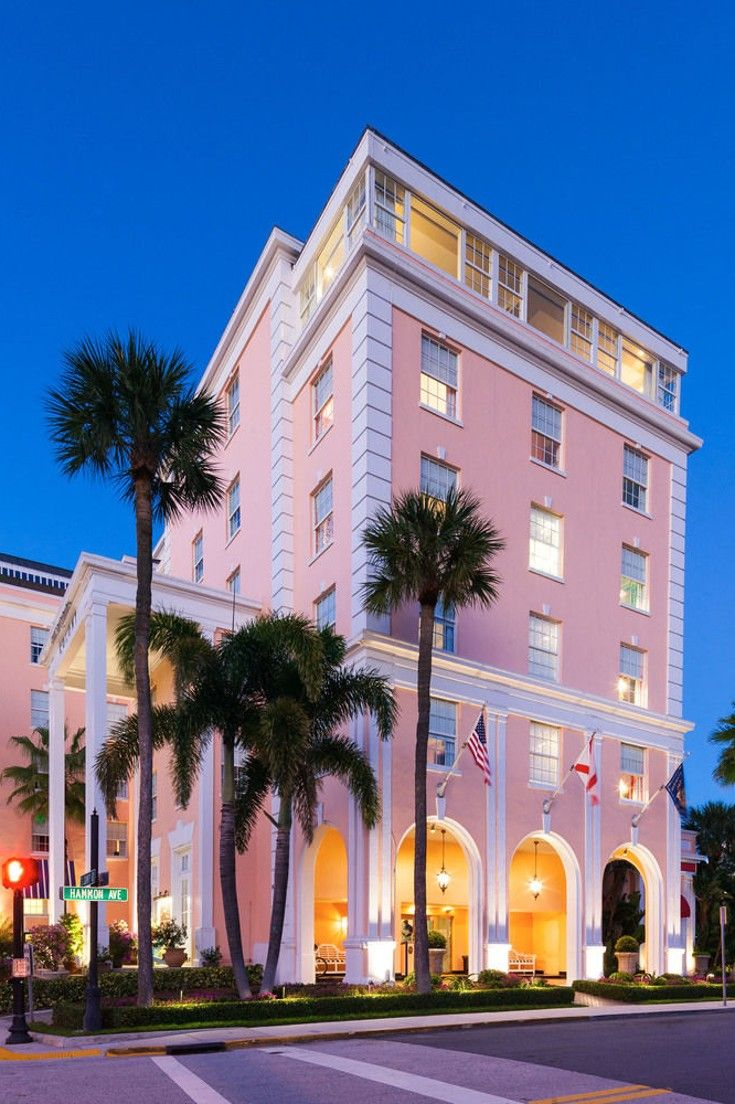 Colony Hotel Palm Beach Florida