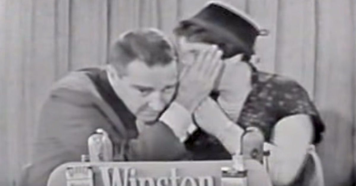 In 1958, This Mom Revealed Her Unusual Family Secret On A TV Game Show via LittleThings.com