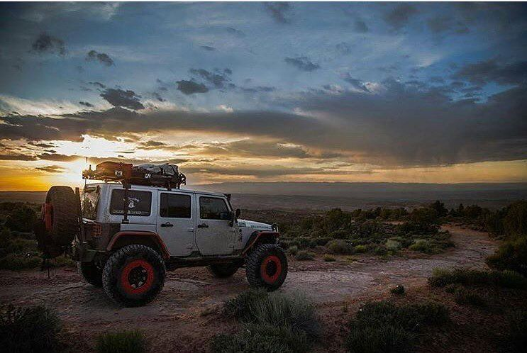 Jeep Wrangler JK Expedition vehicle, Overlanding, Life