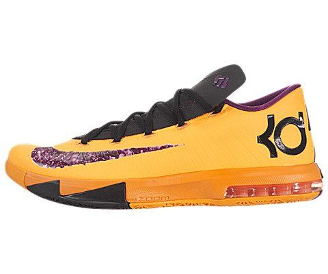 detailed look 8a49c 177a9  Nike KD VI Mens Basketball Shoes 599424-700  139.99