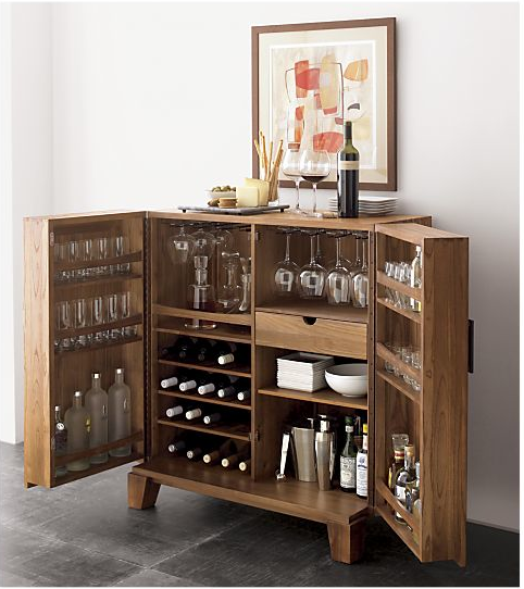 Marin Bar Cabinet!!!   BARS for libations   Pinterest ...