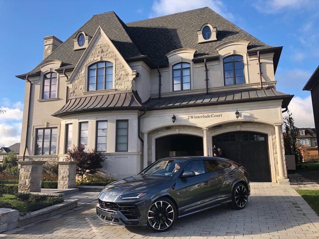 дом авто картинка вышел эфир середине