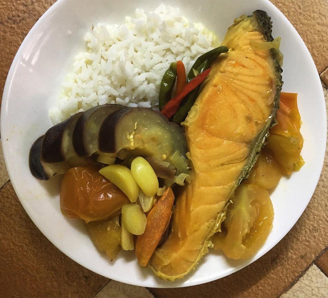 13th May 2019 Ramadhan 2019 Iftar Mealrecord Day8 Sahur Protein Shake Kosong Egg Sandwich Break Fast 1 2 Cup Nasi Putih Singgang Salmon S Sit Ups