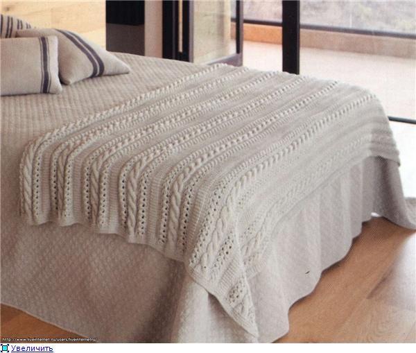 покрывало спицамиfilati шитье вязание вязание дом рубрики