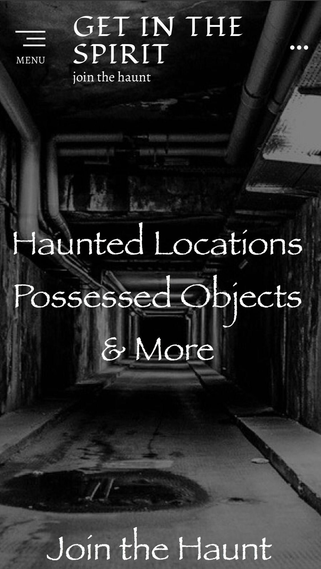 Haunted Locations, Possessed Objects, And More! #ghost