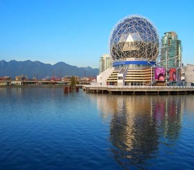 Telus World of Science in Vancouver - Canada