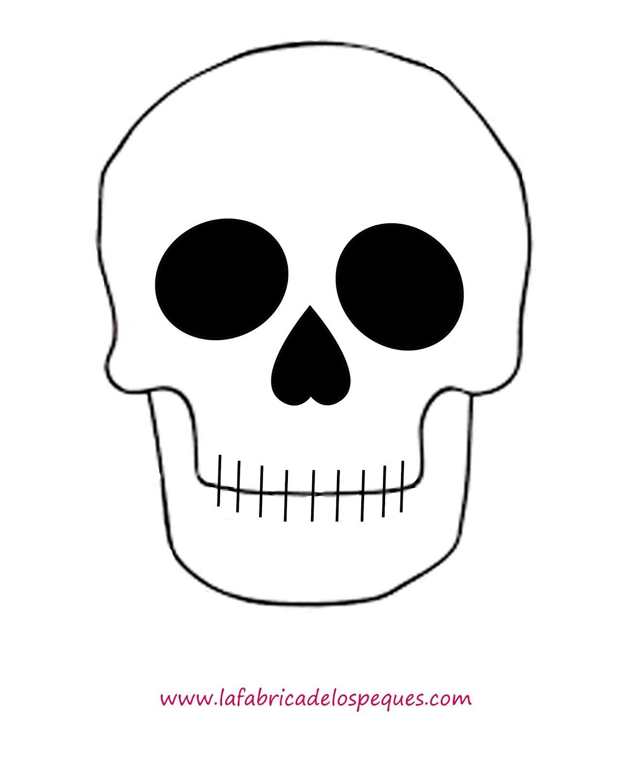 Imprimibles gratis para halloween calaveras calabazas y - Decoracion halloween para imprimir ...