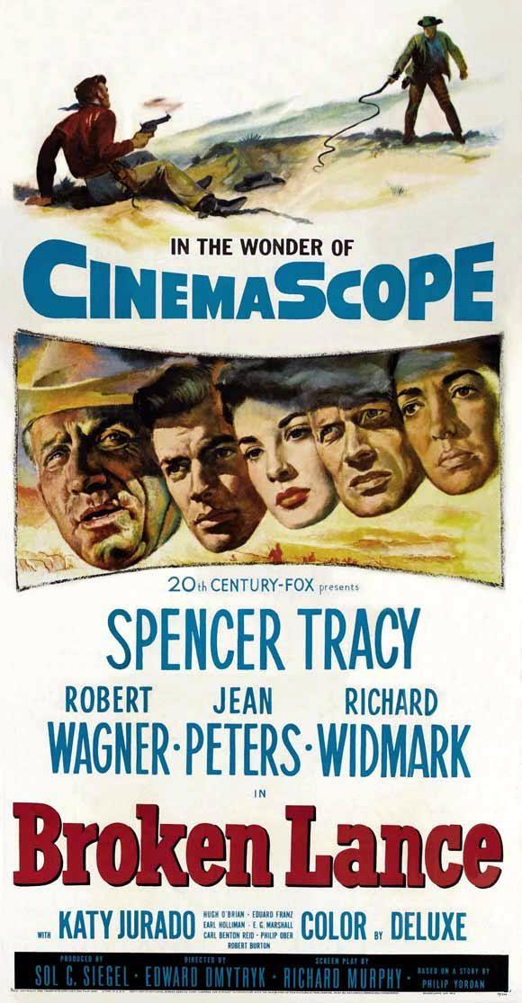 La lancia che uccide (1954) HD