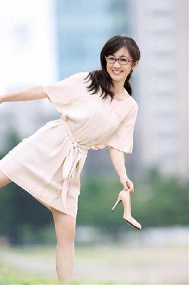 洋服が素敵な鈴木奈穂子さん