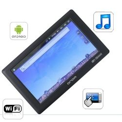 7 Inch Android 4.0 MID Tablet PC Capacitance Touchscreen 8GB Strong AllWinner A10 Processor