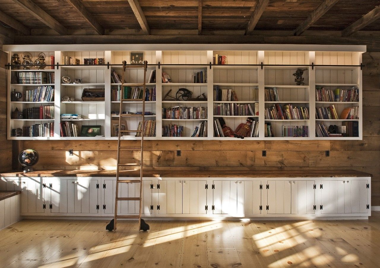 Builtin bookcase new house ideas pinterest bookcase home and