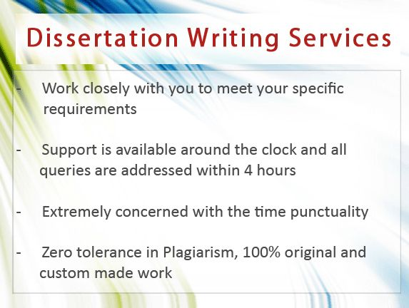 All Type Of Dissertation Writing Service Essay On Punctuality
