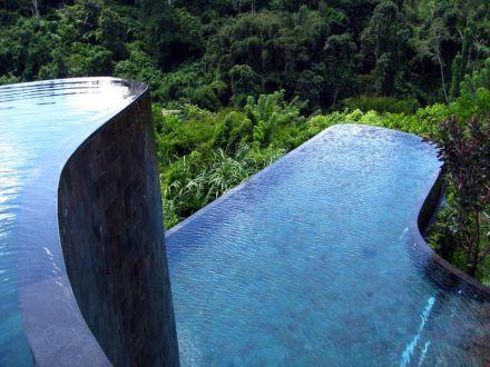 Hotel Ubud Hanging Gardens Bali Indonesia