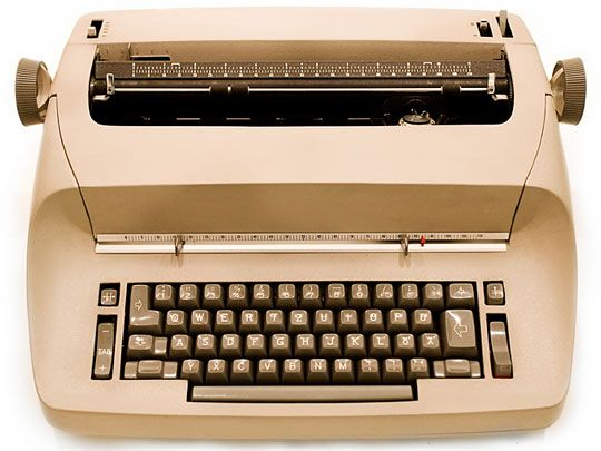 Electric typewriters for sale near me