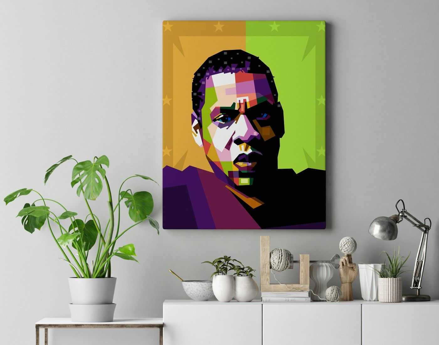 Jay Z By Muhamad Arif In 2020 Painting Wall Art Canvas Art