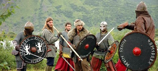 Constant Invasion From Scandinavian Vikings Cause Problems From Italy To Sicily Viking Museum Norwegian Vikings Vikings
