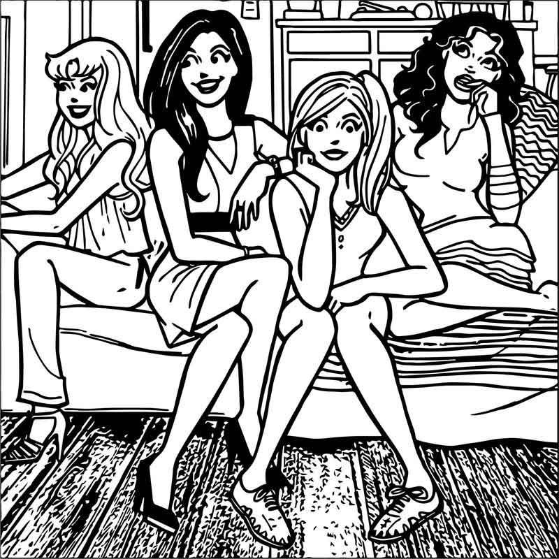 Inline How Archie Comics New Chief Creative Officer Is Going From Riverdale To Coloring Page Archie Comics Betty And Veronica Coloring Pages